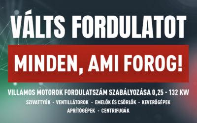 VÁLTS FORDULATOT